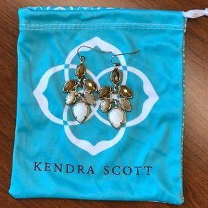 Kendra Scott Jeanine earring in Natural mix